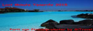 Offerta Tenerife Agosto 2015
