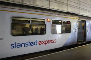 Treno da Stansted a Londra