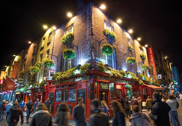 Natale a Dublino 2018 offerta