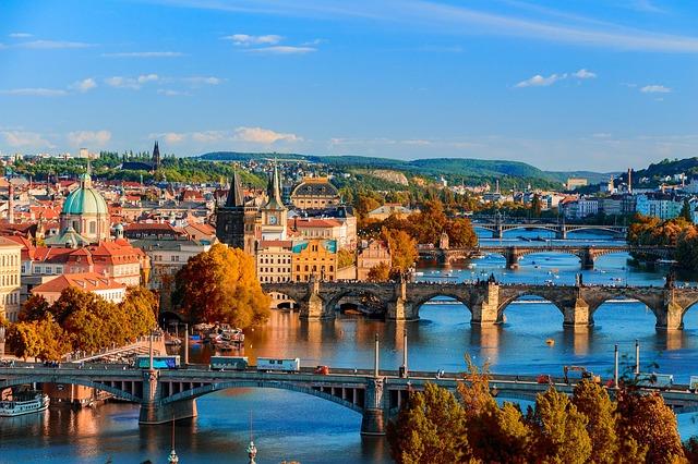 Offerta Praga estate autunno 2021