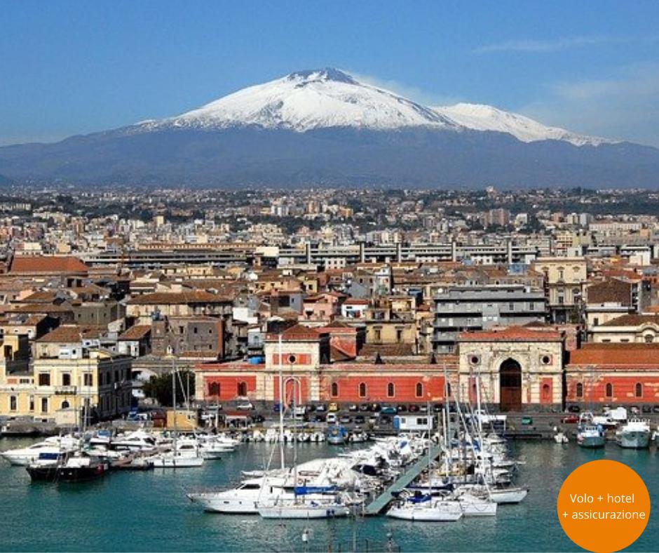 Primo weekend di Settembre a Catania