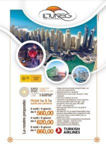 Dubai ottobre 2021 - marzo 2021 - ftravelpromoter - 2